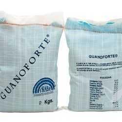 GUANOFORTE GROW 20 KG TRABE
